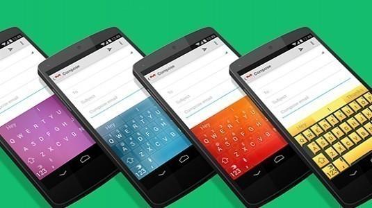 Mobil klavye uygulamaları, özel bilgilerinizi topluyor olabilir