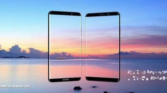 Huawei Mate 10 ve Mate 10 Pro Resmi Görüntüleri Sızdırıldı