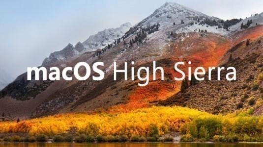 Apple, macOS 10.13 High Sierra ile karşımıza çıktı
