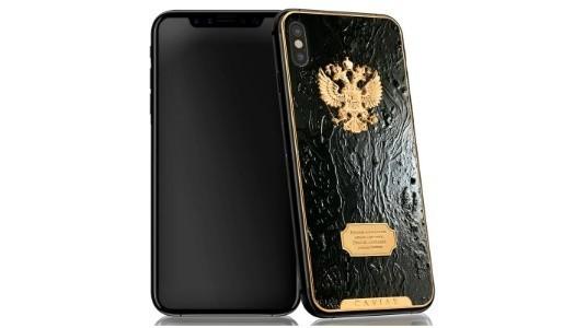 Titanyum İPhone X, 4.500$ Fiyatla Satışa Sunuldu