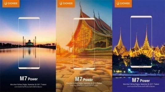 Gionee M7 Power'ın teknik özellikleri ve fiyat etiketi belli oldu