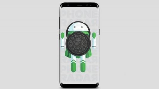Galaxy S8 Plus İçin Android 8.0 Oreo Beta Güncellemesi Geliyor