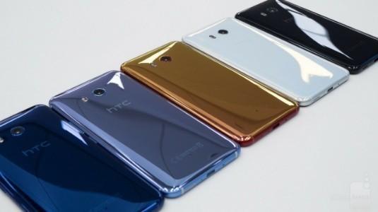 HTC U11 Plus Yılın Son Çeyreğinde Tanıtılacak