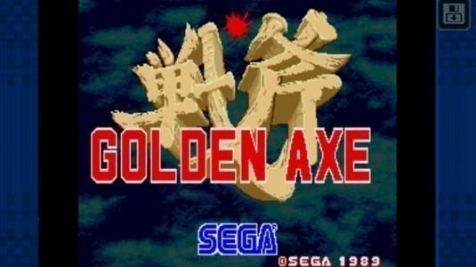Golden Axe, artık mobil telefonlarda oynanabilecek