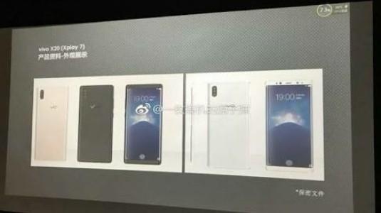 TENAA, Vivo X20 ve X20A'nın FullView Ekranını Doğruladı