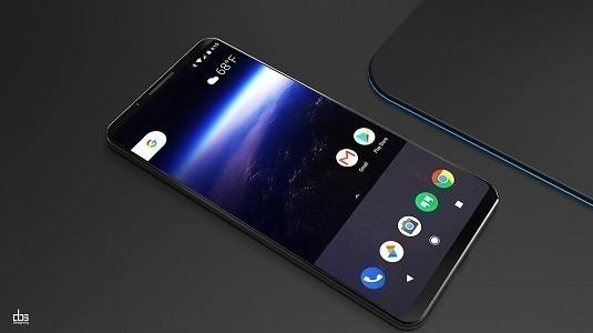 Google Pixel 2 Tasarımı Ortaya Çıkmış Olabilir
