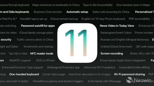 İOS 11 Beta 10 Geliştiriciler için Yayınlandı