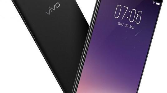 Vivo V7 Plus Modeli Hindistan'da Resmi Olarak Duyuruldu