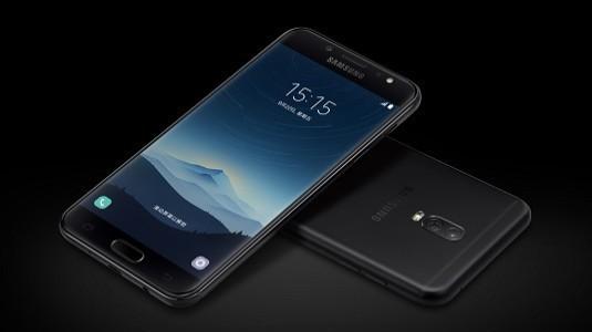 Samsung Galaxy C8 Çift Kamerası İle Çin'de Satışa Sunuldu