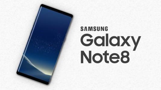 Galaxy Note 8'i zorlu teste tabi tuttular