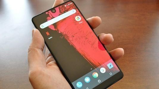 Essential Phone Yeni Bir Sistem Güncellemesi Aldı