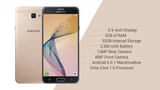 Galaxy J7 Prime Android 7.0 Nougat Güncellemesi Almaya Başladı