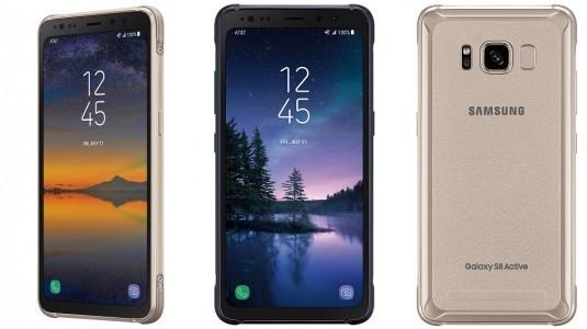 Galaxy S8 Active'nin satışlarına, küresel pazarda başlanılacak