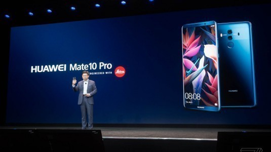 Mate 10 Pro, Porsche Design tasarımıyla gün yüzüne çıktı