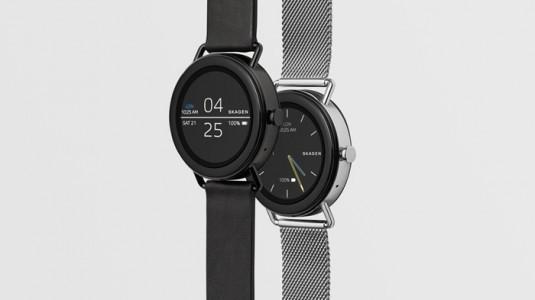 Skagen ilk akıllı saat modelini duyurdu