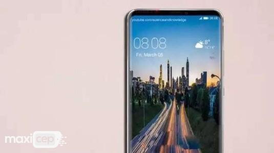 Huawei P20'nin Görselleri Sızdırıldı