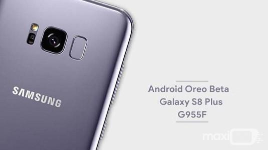 Samsung Galaxy S8 ve S8 Plus İçin Yeni Android 8.0 Oreo Beta Güncellemesi Geldi