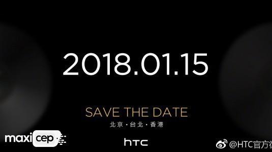 HTC U11 EYEs Önümüzdeki Hafta Duyurulacak