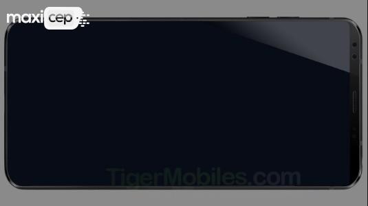LG G7'nin Sızdırılan Görüntüsü, Ultra İnce Çerçevelere İşaret Ediyor