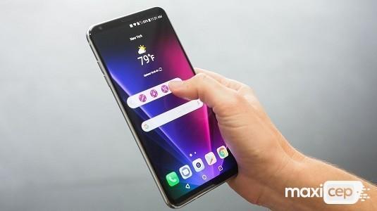 LG V30'un Bazı Modelleri İçin Yeni Android 8.0 Güncellemesi Gelmeye Başladı