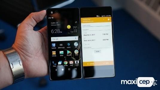 ZTE Yeni Katlanabilir Telefon Modelleri Üzerinde Çalışıyor
