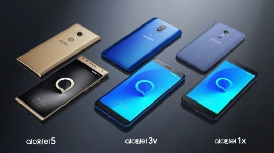 Alcatel'in Üç Yeni Akıllı Telefonu Önümüzdeki Hafta Başında Duyurulabilir