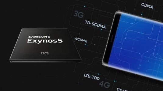 Samsung Exynos 7872 Yonga Seti Duyuruldu