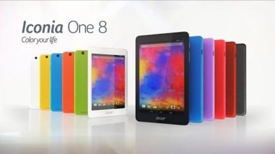 Acer Iconia One 8 (2018) Özellikleri, Resmi Tanıtım Öncesinde Sızdırıldı