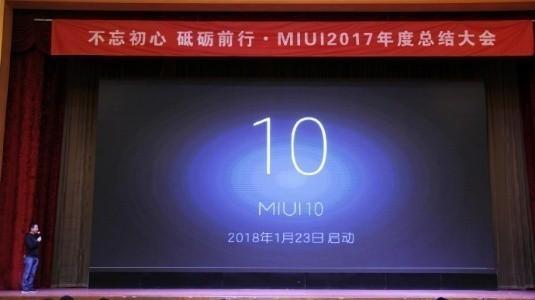 Xiaomi, MIUI 10 Geliştirme Çalışmalarına Başladı