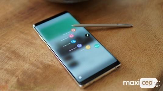 Samsung Galaxy Note 8 İçin Yeni Reklam Filmi Yayınlandı