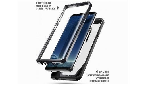 Galaxy S9+ Koruyucu Kılıfı ile Sızdırıldı