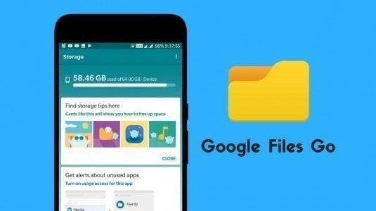 Google dosya yöneticisi Files Go güncellendi