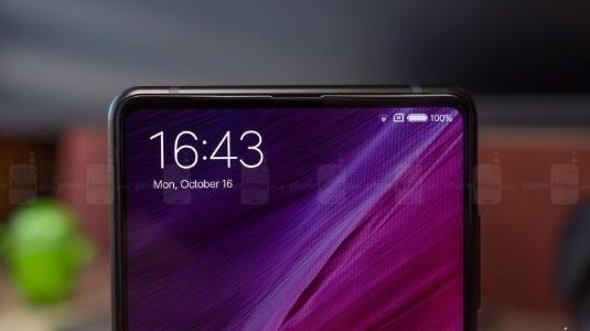 Xiaomi'nin Çerçevesiz Amiral Gemisi Mi Mix 2s MWC 2018'de Tanıtılabilir