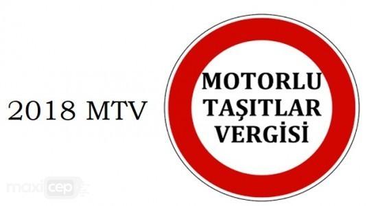 MTV'de 2018 1. taksit ödemeleri başladı
