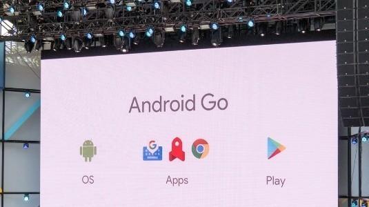 Google ve Micromax, bu ay Hindistan'da 32 Dolarlık Android Go Telefon Piyasaya sunacak