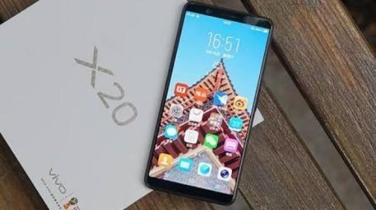 Vivo X20 Plus'ın Yeni Versiyonu Ekran Üzeri Parmak İzi Tarayıcıya Sahip Olabilir