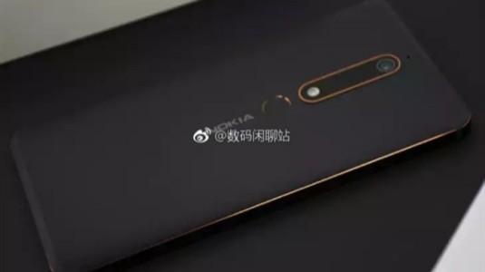 2018 Nokia 6'nın İlk Görüntüleri Sızdırıldı