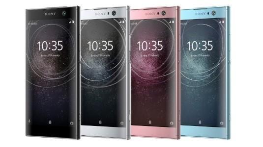 Sony Xperia XA2, XA2 Ultra ve Xperia L2 Basın Görselleri Sızdırıldı