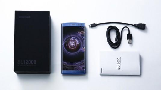 Doogee, 12.000 mAh bataryalı telefonunu tanıttı: BL12000