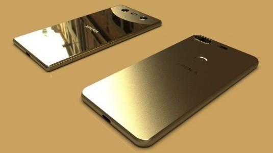 Sony'nin ilk Snapdragon 845 Telefonu , Xperia XZ1 Premium ve XZ1 Plus, MWC 2018'de Duyurulacak