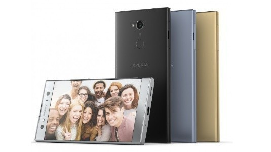 Sony Xperia XA2, Xperia XA2 Ultra ve Xperia L2'yi Duyurdu