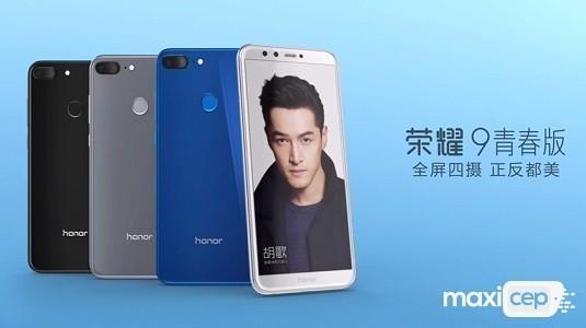 Huawei Honor 9 Lite Hindistan'da Satışa Çıkıyor