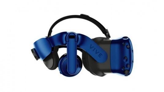 HTC yeni VR deneyimini tanıttı: Vive Pro