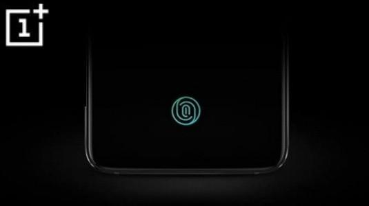 OnePlus 6T Optik Ekran İçi Parmak İzi Tarayıcıya Sahip Olacak
