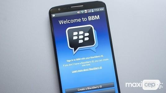 BBM Android İçin Yeni Beta Güncellemesi Birçok Özelliği Beraberinde Getirdi