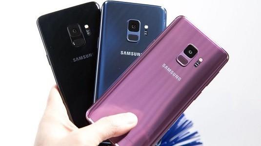 Samsung, Galaxy S10 İçin Ekrana Gömülü Parmak İzi Patenti Aldı