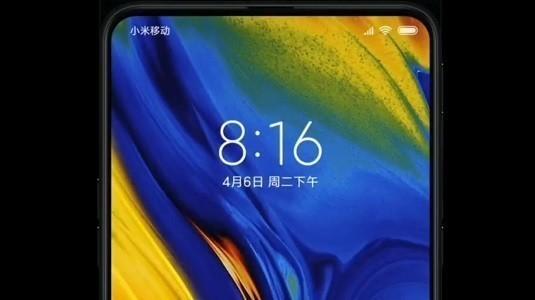 Xiaomi Mi Mix 3'ün Tasarımı Canlı Şekilde Görüntülendi