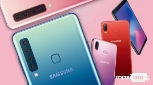 Samsung Galaxy A9s ve Galaxy A6s Resmi Olarak Duyuruldu
