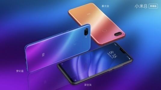 Xiaomi Mi 8 Lite Dünya Pazarlarına Açılıyor