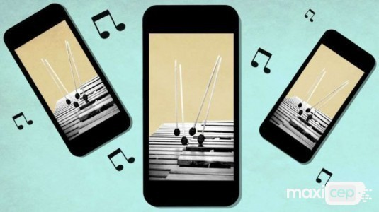 iPhone'da müzik zil sesi yapma nasıl oluyor?